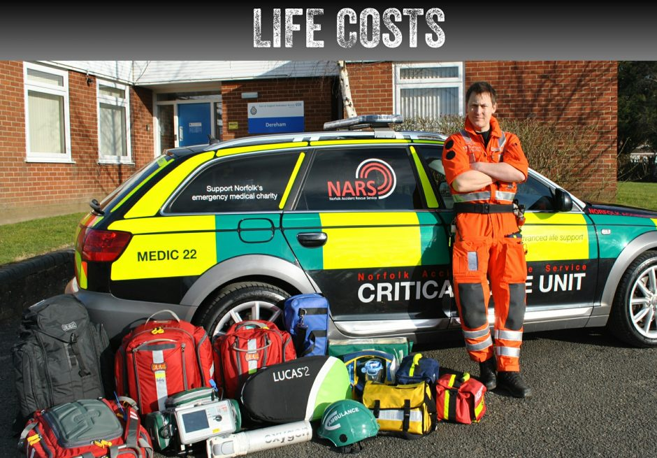 Norfolk Accident Rescue Service