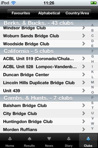 Bridgewebs App, UK