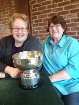 BARBARA DICK-CLELAND TROPHY