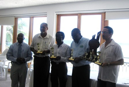 OECS 2010 NATIONAL Team Champions - ST LUCIA