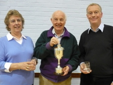 County Pairs Championship - Chris Burley Trophy for the Plate