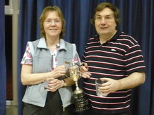 Rex Avery Trophy for the County Pairs Championship