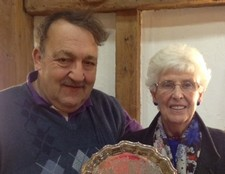 FRIENDLY PAIRS - TONY BOOTHROYD PLATE