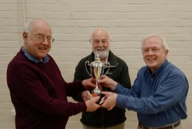 COUNTY PAIRS CHAMPIONSHIP FINAL - 3rd FEBRUARY