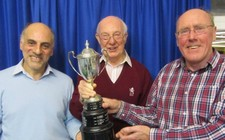 County pairs final winners