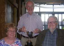 SENIOR PAIRS - 11 APRIL 2012