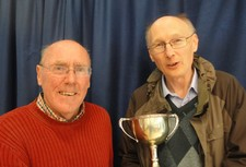 CLUB PAIRS FINAL - WALLER BOWL - 26 APRIL 2015