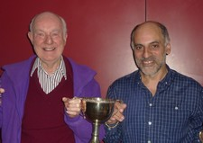 CLUB PAIRS CHAMPIONSHIP - WALLER BOWL - 28th APRIL