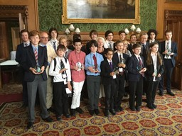 Visit to House of Lords July 2017