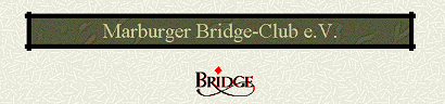 Marburger Bridge-Club e.V.