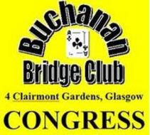 BUCHANAN CONGRESS: 28 April - 8 May