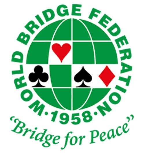 Notice of Change of Events by The World bridge Federation