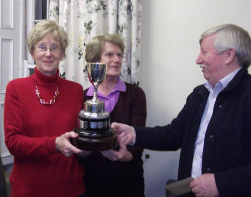 Newman Cup (pairs championship) 2014