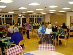 Picture of The Clockhouse Bridge Club in Session