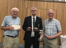 Eric Butterwick & Bill McCormick Winners Inter A