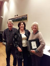 Philip and Bernadette Heneghan delighted with 6th Prize