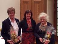 Runners Up Pat Dunne & Marian Grimes