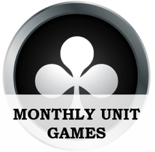 Monthly Unit Game - May 12th 1pm
