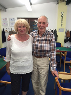 Club Pairs - June 2016
