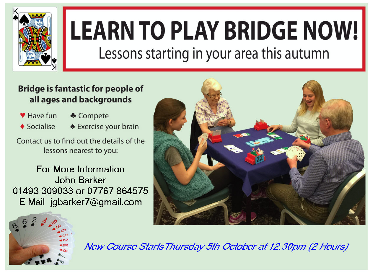 New Bridge Lessons in Great Yarmouth