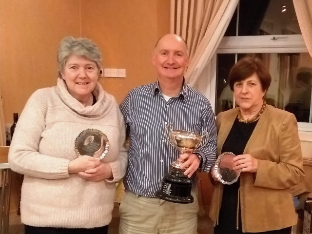 2017 Winners of the Larwood Pairs - Most Masterpoints in a Year