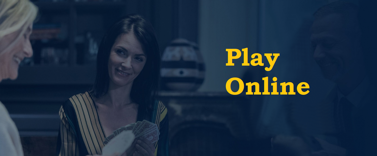 Come & play in our online pairs events!
