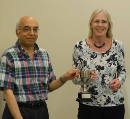 Mixed Pairs Cup Winners 2016