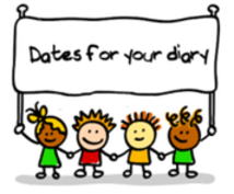 FUTURE EVENTS FOR YOUR DIARY
