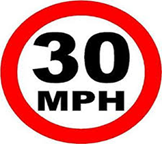 Speeding Warning from BH Police