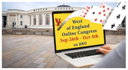 SCBA West of England Online Congress 2020