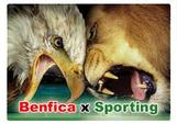 Benfica Vence o Match Benfica-Sporting