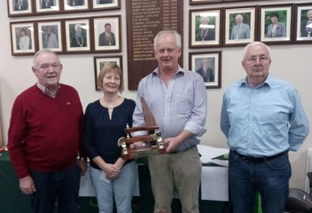 Des O'Reilly Team Winners - 8th October 2018