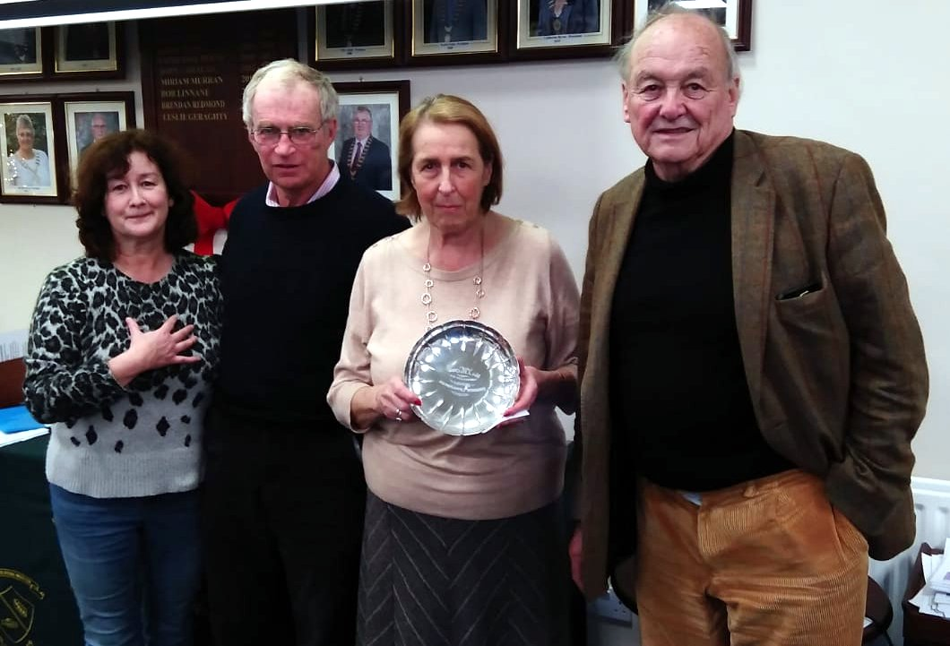 Yvette McCabe Trophy - 02 Dec 2019