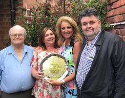 Cheshire Salver Update