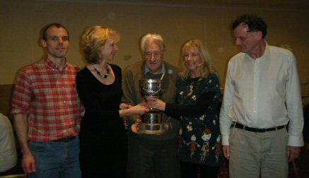 Championship Teams A Final - Chris King, Steve Tomlinson, Cathy Smith, Andy Smith