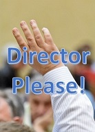Director Please! - Tips on Rules and Etiquitte