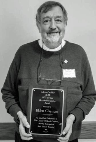 Eldon Clayman