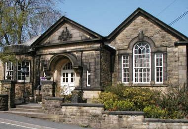 New Mills Library