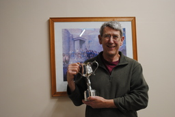 President's Cup - Mick Heyworth