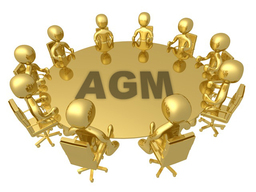AGM - Thursday 13th June 2019