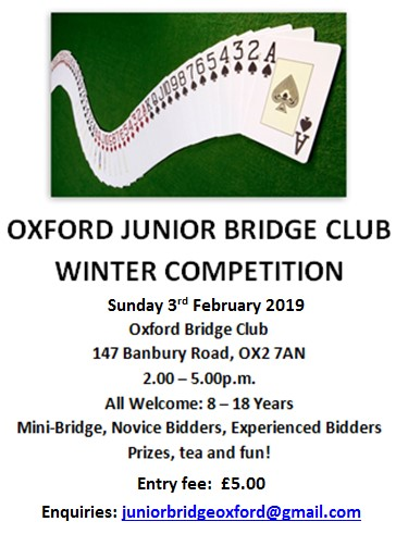 OJBC Winter Competition 2019