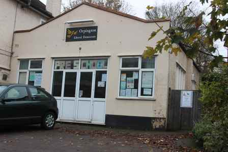 Orpington Bridge Club Venue