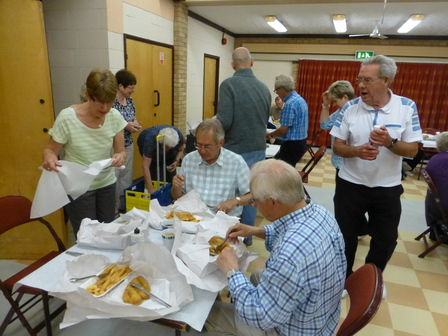 Fish and Chip Supper 2016