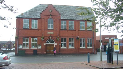 Our venue: Oswestry Memorial Hall, every Monday and Thursday, 7pm