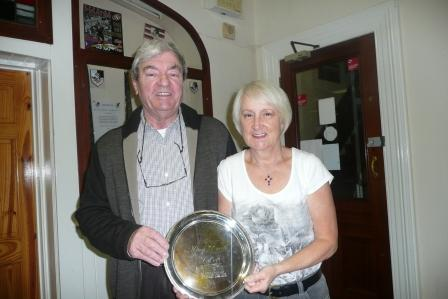 Kay Smith Salver Winners 2011