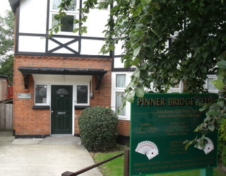 Welcome to Pinner Bridge Club