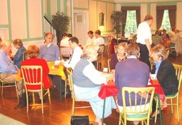 Good Standard Friendly Duplicate Bridge Every Monday - 7.30pm