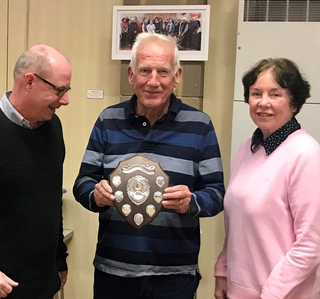 Brian Barnard Shield - 3NT For Ever