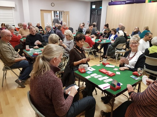 Friendly Partnership Duplicate Bridge in Camden  London NW1 Friday Evenings 7.15pm