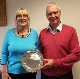 2017 Summer Handicap Pairs Winners